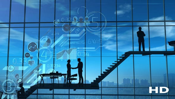 Cover Image for Фоновая Инфографика роста стартапов