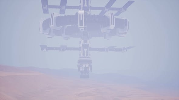 Thumbnail for Colony on Mars Planet