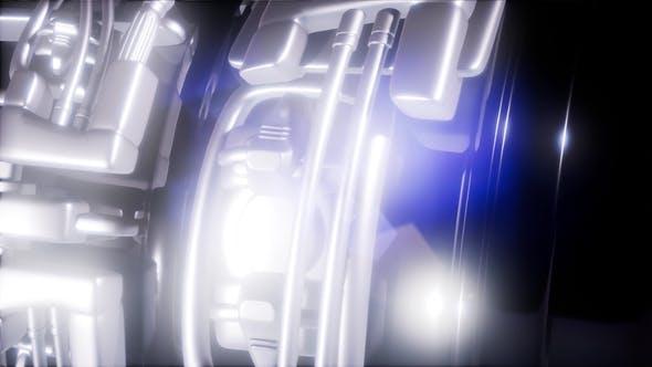 Thumbnail for Jet Engine Turbine