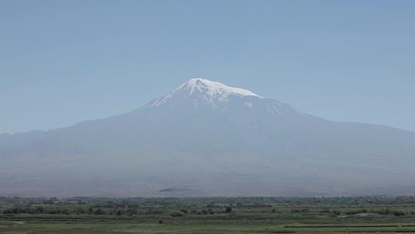 Thumbnail for Snowly Mountain Armenia Landscape, Mountain, Sky, View, Nature, Blue, Building, Old, Stone, Tourism