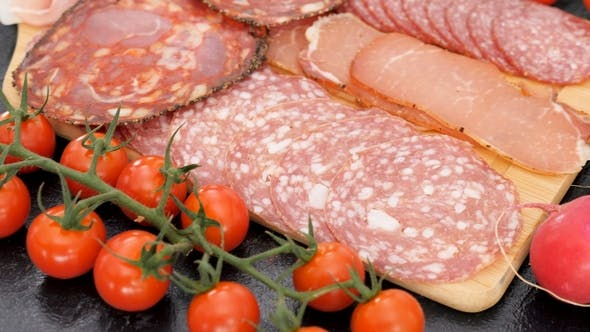 Thumbnail for Antipasto Meat Appetizers