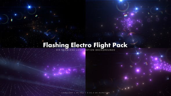 Thumbnail for Flashing Electro Flight Pack