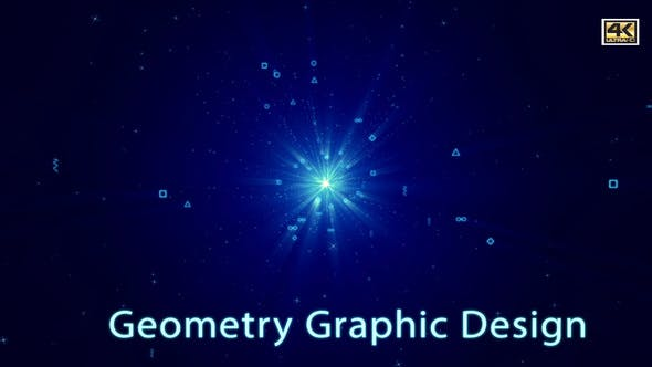 Thumbnail for Geometry Graphic Design 4K