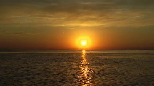 Horizon Of Ocean