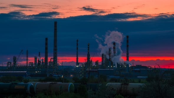 Cover Image for Oil Refining Industry in the Oil State of Kazakhstan