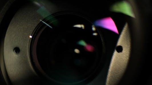 Thumbnail for TV Camera Zoom Close Up