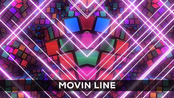 Thumbnail for Movin Line