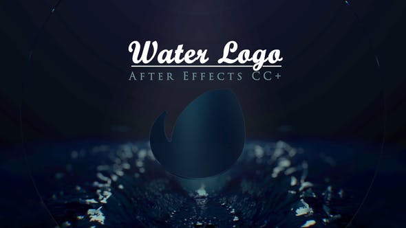 Thumbnail for Water Logo Reveal