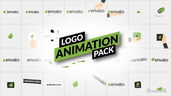 Thumbnail for Logo Animation Pack