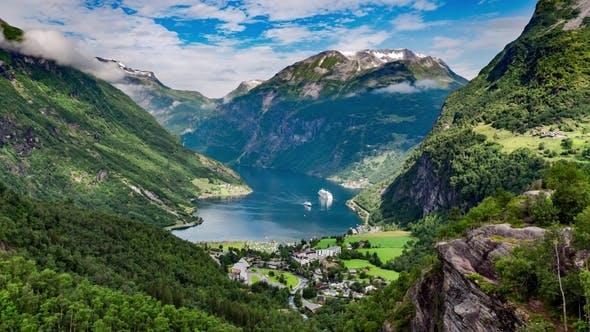 Thumbnail for Geiranger Fjord, Norway