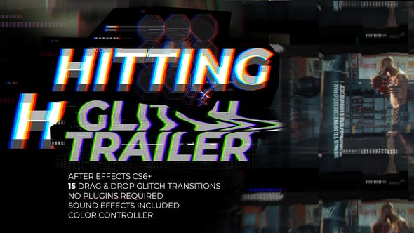 Thumbnail for Glitch Trailer