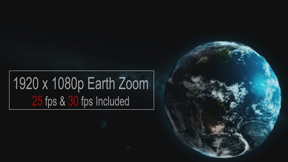 Cover Image for Earth Zoom