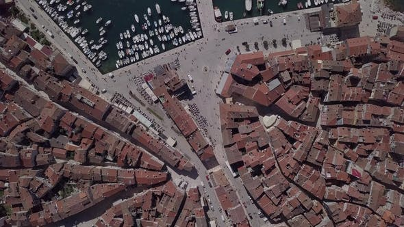 Thumbnail for Aerial View of Rovinj, Croatia