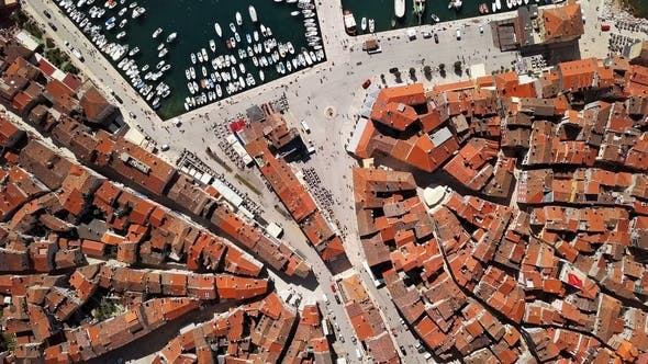 Cover Image for View of Rovinj, Croatia