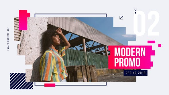 Thumbnail for Modern Promo