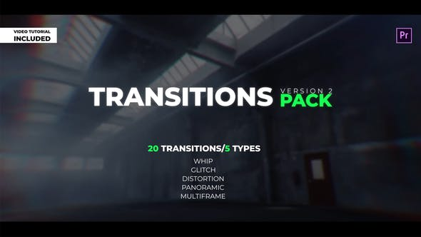Transitions Pack V.2