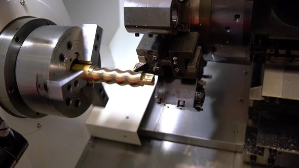 Thumbnail for Metalworking CNC Milling Machine.