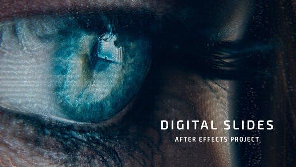 Thumbnail for Diapositives numériques