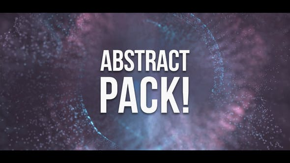 Thumbnail for Abstract Particles Pack