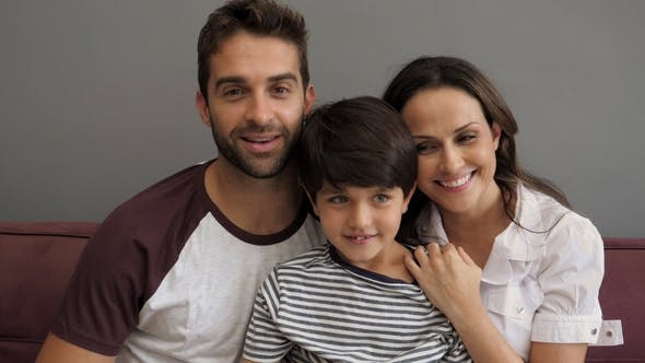 Thumbnail for Loving Family at Home