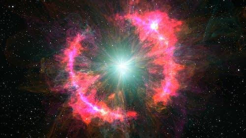 4K Planetary Nebula Orbit