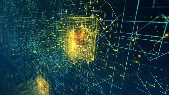 Chip Grafiken Technologische Hintergründe HD