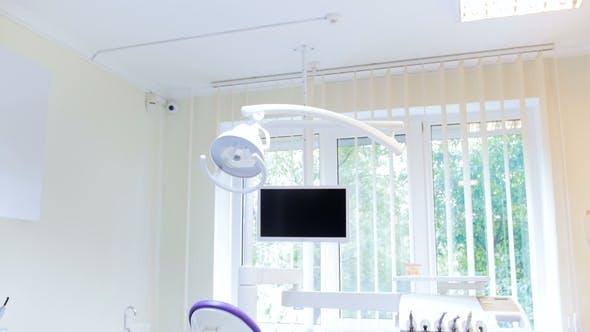 Thumbnail for Empty Modern Dentist Clinic