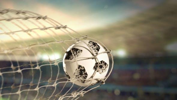 Thumbnail for Soccer Scoring Logo Reveal