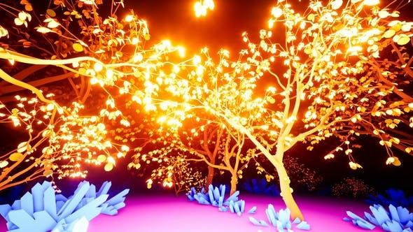 Thumbnail for Glowing Garden