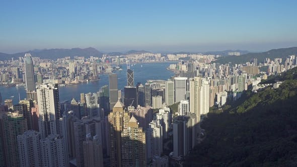 Thumbnail for View of Hong Kong from Victoria Peak
