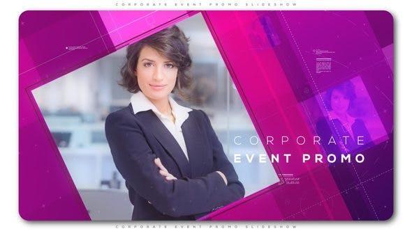 Corporate Event Promo Slideshow