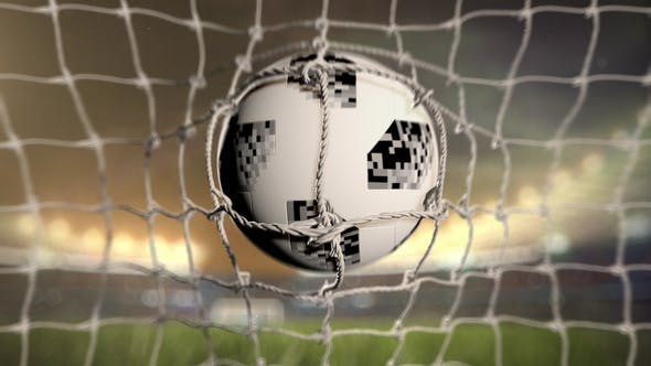 Thumbnail for Soccer Ball With Stadium