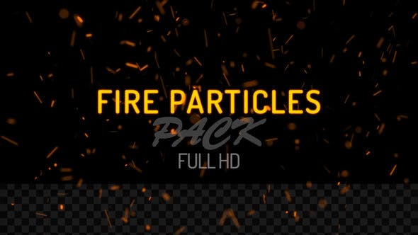 Thumbnail for Fire Particles / Sparks