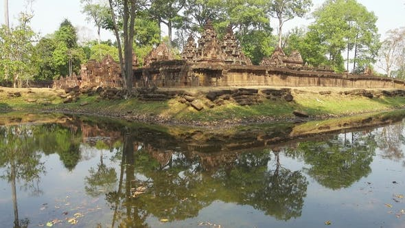 Thumbnail for Siem Reap Banteay Srei Temple, Cambodia