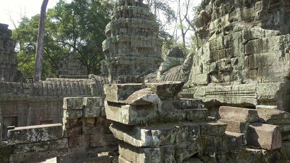 Thumbnail for Ta Prohm Temple in Angkor Wat, Cambodia