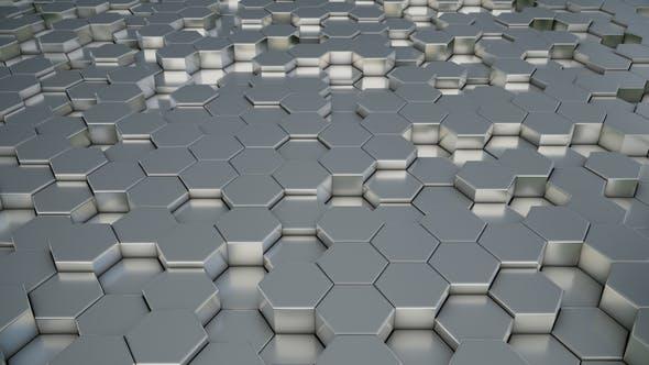 Thumbnail for Metal Hexagons