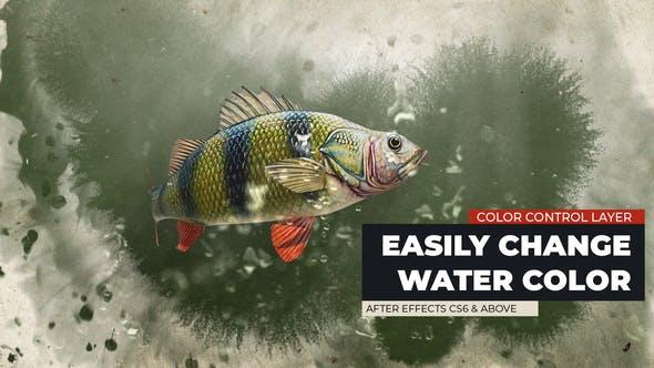 Thumbnail for Fish Logo Reveal