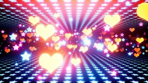 Herzen und Sterne