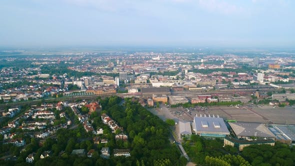 Thumbnail for City Municipality of Bremen Aerial