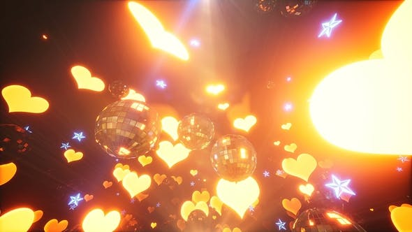 Thumbnail for Disco Hearts Dance