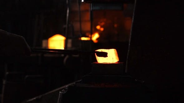 Cover Image for Drop Hammer Forging