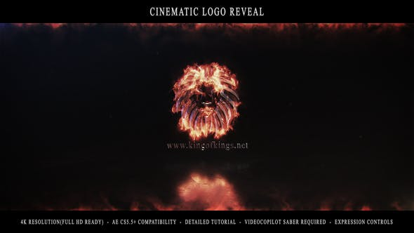 Thumbnail for Cinematic Logo Reveal