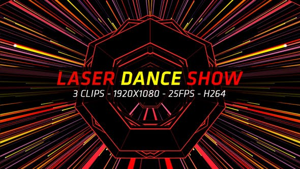 Thumbnail for Laser Dance Show