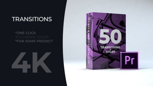 50 Title Transitions MOGRT