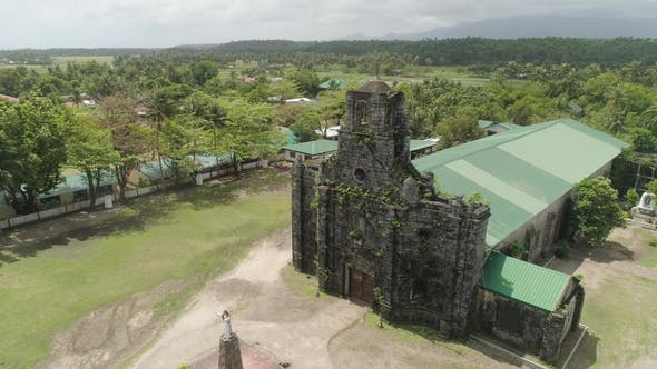 Thumbnail for Old Catholic Church. Barcelona, Sorsogon, Philippines