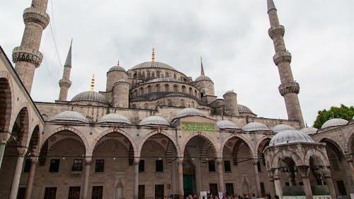 The Blue Mosque Sultan Ahmet Camii Istanbul Turkey
