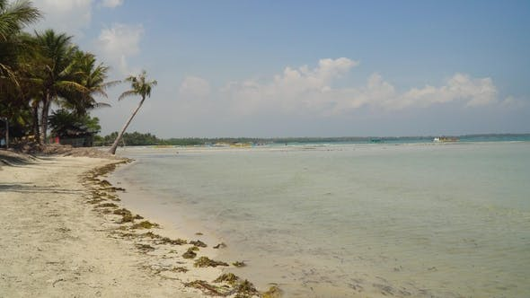 Thumbnail for Sandy White Beach. Philippines.