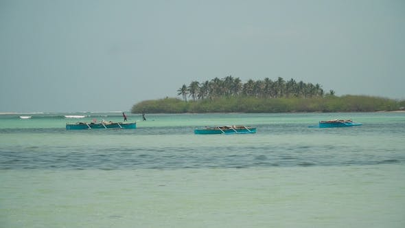Thumbnail for Sandy White Beach. Philippines.