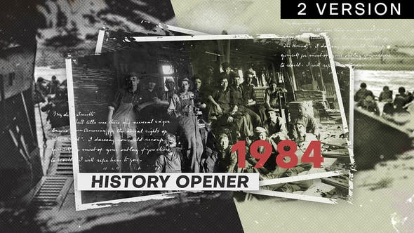 Cover Image for History Opener