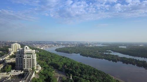 Kiew und Dnjepr